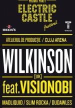 Wilkinson – Electric Castle Promo Party la Cluj-Napoca şi Bucureşti (CONCURS)