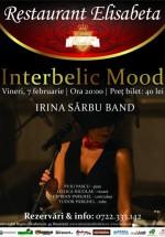 """Concert Irina Sârbu – """"Interbelic Mood"""" la Restaurant Elisabeta din Bucureşti"""