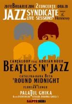 Jazz Syndicate Live Sessions la Palatul Ghika din Bucureşti