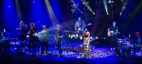 Bonobo (live) la Electric Castle Festival 2014