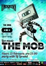 Live Music cu The Mob în The Black Jack Pub din Bucureşti