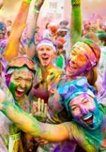 The Color Run, alergare pentru o viaţă colorată, pentru prima dată în România
