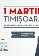 Virgil Ianţu va susţine un concert special la Timişoara pe 1 martie 2014
