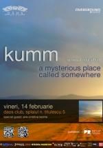 """Concert KUMM – lansare album """"A Mistery Place Called Somewhere"""" în Daos Club din Timişoara"""