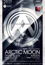 Arctic Moon la TrancENDancE în Club Colectiv din Bucureşti