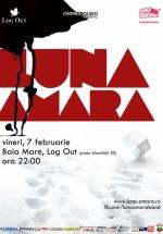 Concert Luna Amară în Pub Log Out din Baia Mare