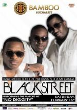 Concert Blackstreet în Club Bamboo din Bucureşti