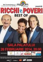 Concert Ricchi e Poveri la Sala Palatului din Bucureşti