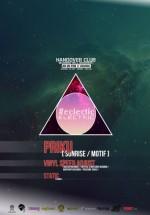 Priku, Vinyl Speed Adjust şi Static în Club Hangover din Bucureşti