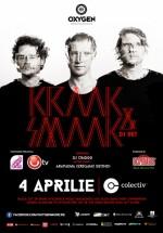 Kraak & Smaak (DJ Set) în Colectiv din Bucureşti (CONCURS)