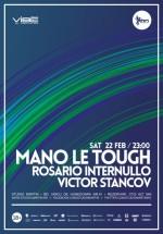 Mano Le Tough în Studio Martin din Bucureşti