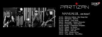 """Turneu Partizan """"Manualul on Tour"""" 2014"""