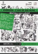 2 ani de idei bune în Energiea din Bucureşti