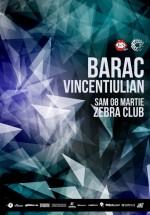 Barac în Zebra Club din Bacău
