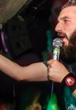 POZE: Caliban în Club Fabrica din Bucureşti