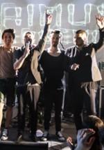 """POZE: Grimus – lansare album """"Emergence"""" în Colectiv Bucureşti"""