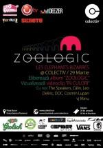 """Concert Les Elephants Bizarres – lansare album """"Zoologic"""" în Club Colectiv din Bucureşti"""