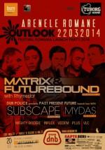 OUTLOOK launch party 2014 cu Matrix & Futurebound, Subscape la Bucureşti