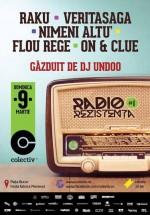 Radio Rezistenţa #1 în Colectiv din Bucureşti
