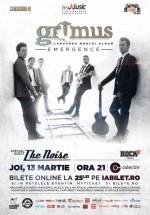"""Concert Grimus – lansare """"Emergence"""" în Colectiv din Bucureşti"""