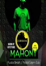 Mahony în Club Zambara din Timişoara