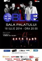 Concert Blue la Sala Palatului din Bucureşti – ANULAT