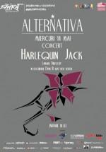 Concert Harlequin_Jack în Club Expirat din Bucureşti