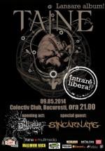 """Concert Taine – lansare """"Resurrection"""" în Colectiv din Bucureşti"""