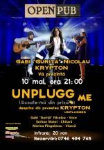 Concert Unplugg Me în Open Pub din Bucureşti