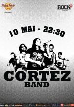Concert Cortez Band în Hard Rock Cafe din Bucureşti
