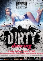 Dirty Dancing Party în The Black Jack Pub din Bucureşti
