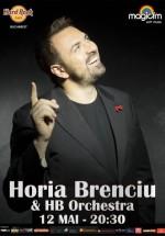 Concert Horia Brenciu & HB Orchestra în Hard Rock Cafe din Bucureşti