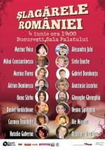 Şlagărele României la Sala Palatului din Bucureşti