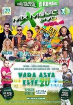 Turneu naţional Mix Music Evo 2014