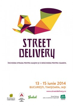 Street Delivery 2014 la Iaşi (PROGRAM)