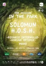 The Mission In The Park în Parcul Herăstrău din Bucureşti