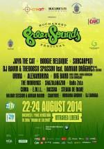 Bucharest GreenSound Festival 2014 la Bucureşti
