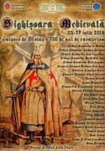 Festivalul Sighişoara Medievală 2014