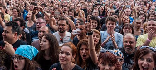 Concertele lunii iulie 2014 în România