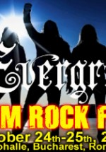 Evergrey, primul headliner de la Maximum Rock Festival 2014