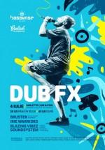 Concert Dub FX la Barletto Pool & Club din Bucureşti