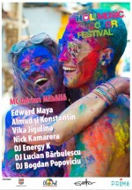 HOLI Music Color Festival 2014 la Mamaia – ANULAT