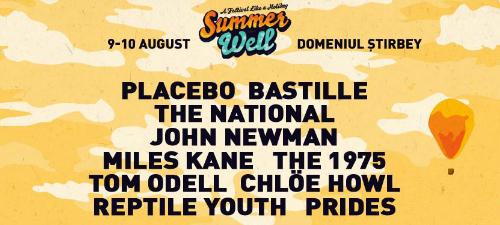 Muzică, distracţie şi surprize la Summer Well 2014