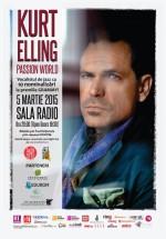 Concert Kurt Elling – Passion World la Sala Radio din Bucureşti