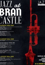 Festivalul Jazz at Bran Castle 2014