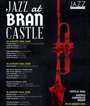Festivalul Jazz at Bran Castle 2014