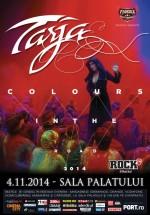 Concert Tarja Turunen – Colors in the dark la Sala Palatului din Bucureşti