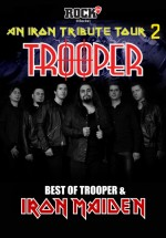 Trooper – An Iron Tribute Tour 2