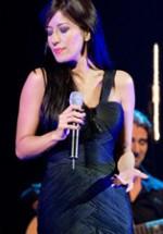Ana Moura, concert fado de Crăciun, la Sala Palatului din Bucureşti
