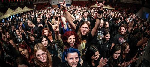 FOTO: METALHEAD Meeting 2014 Bis la Bucureşti